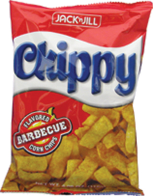 Jack 'n Jill Chippy Barbeque-Flavored Corn Chips 110g