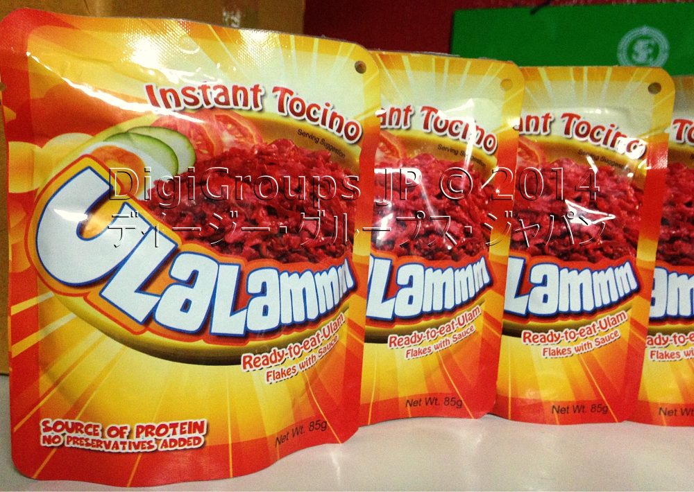 Ulalammm INSTANT TOCINO 85g